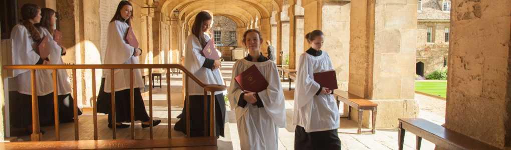 Worcester College Choir
